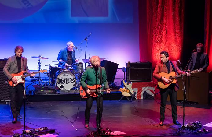 Concert - The bootleg sixties tribute