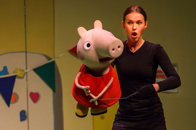 Peppa Pig Live DeLaMar Theater (2)