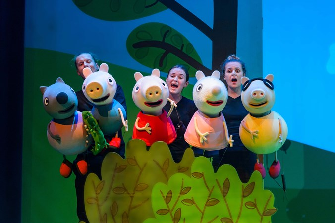 Peppa Pig Live DeLaMar Theater (3)